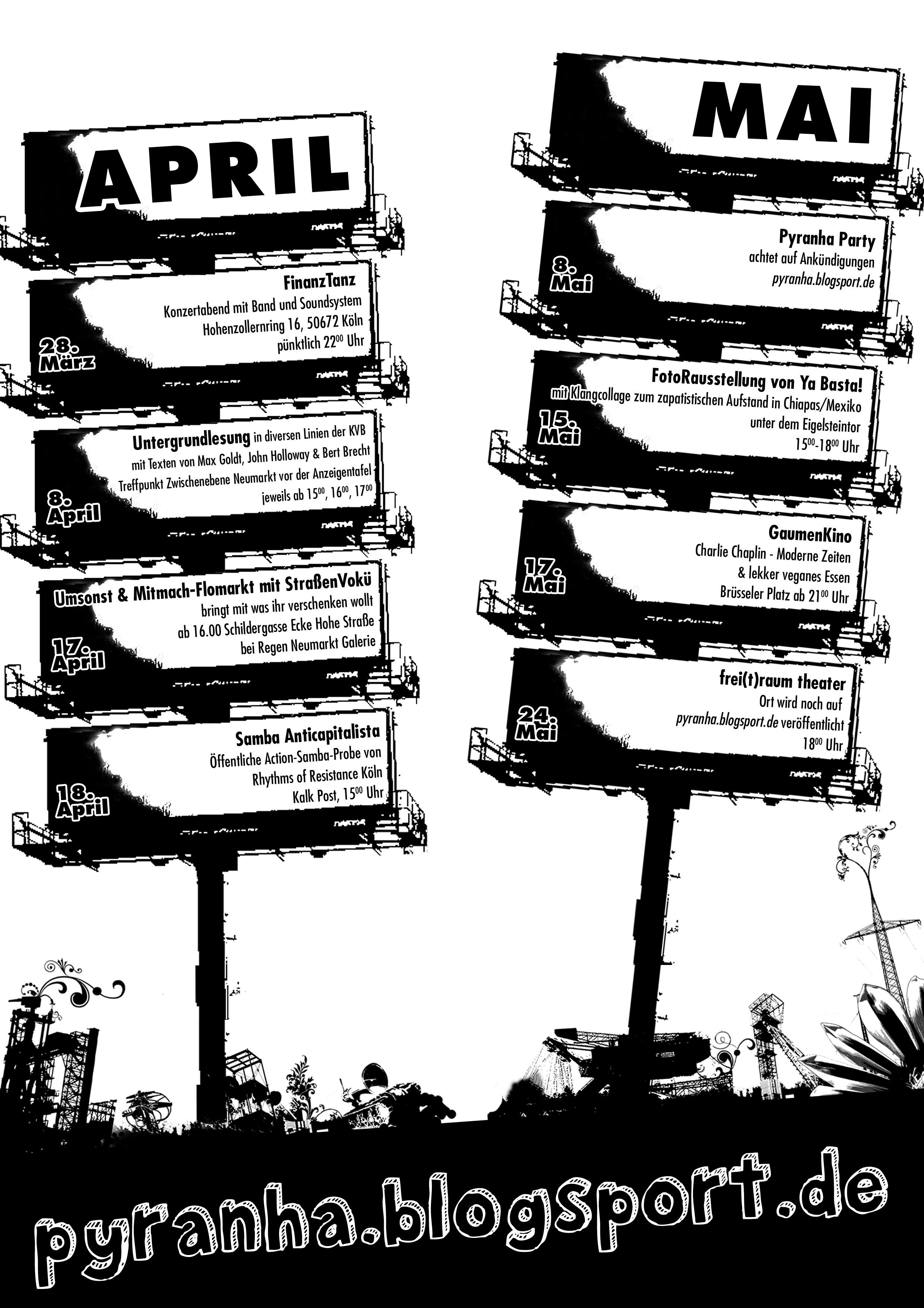 Veranstaltungskalender April/Mai Druckversion Innenseite