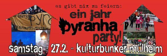 kubu party banner